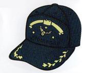自然素材の天然麦わら帽子